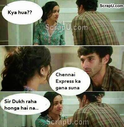 Badi jyadati hui hai tumhare sath Rahul - Aashiqi2-Funny-Pics pictures
