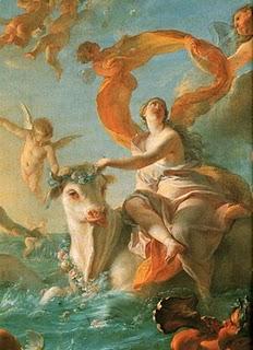 Goddess Europa Image