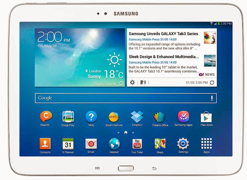 Tablet ¿pero cual compro? - Samsung Galaxy Tab
