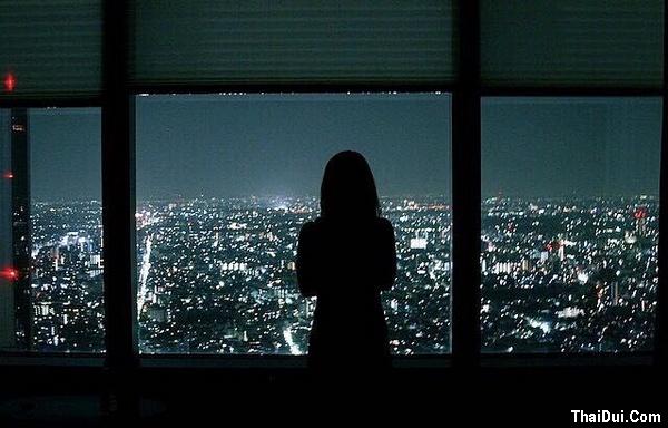 thơ tình sầu đêm đông