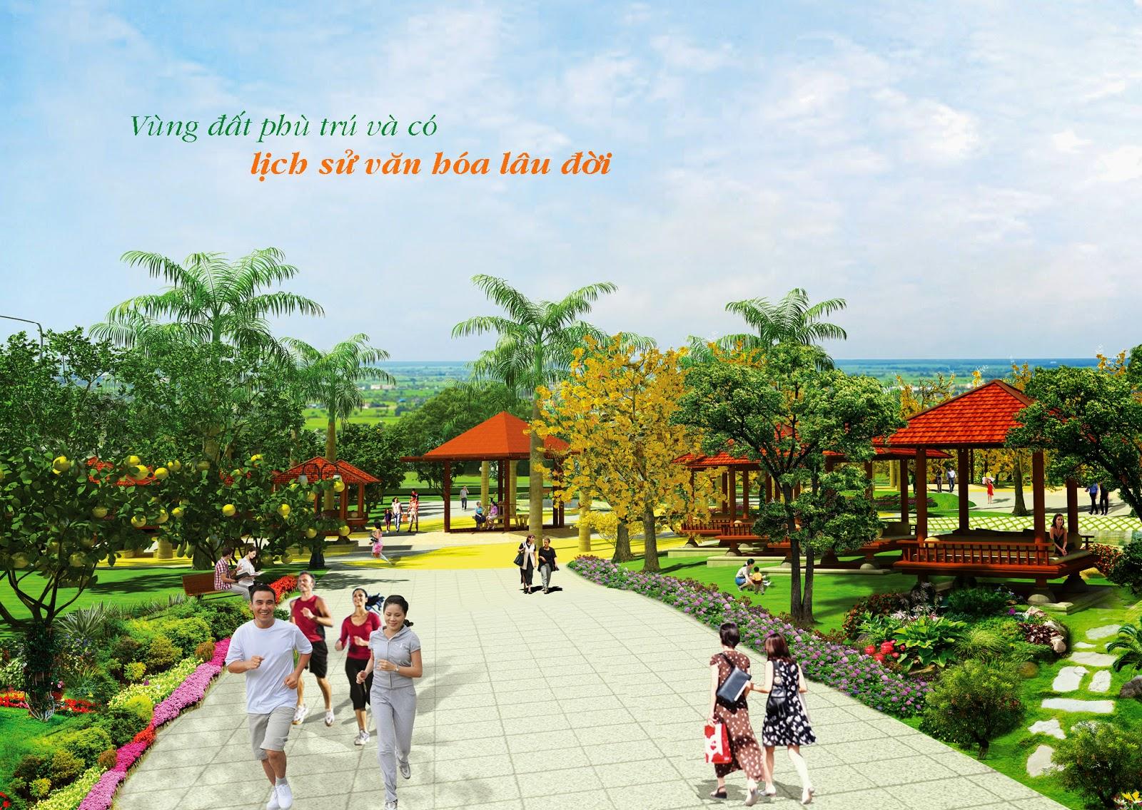 Phối cảnh dự án Ecosun Nhơn Trạch Đồng Nai