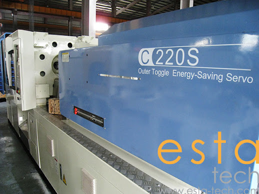 Year Chance C220S Plastic Injection Moulding Machine