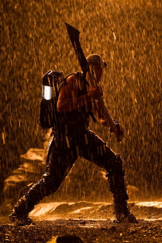Riddick Bone Axe