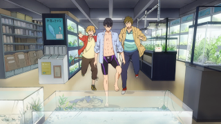 Free! Iwatobi Swim Club Episode 2 Screenshot 10