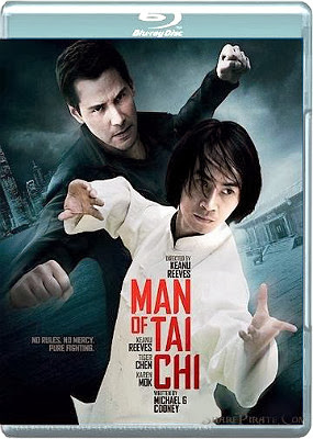 Filme Poster Man of Tai Chi BRRip XviD & RMVB Legendado
