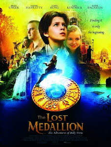 Huy Chương Thần Kỳ: Cuộc Phiêu Lưu Của Billy Stone - The Lost Medallion: The Adventures Of Billy Stone poster