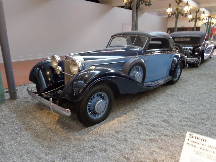 Musée Automobile de Mulhouse  DSC01061