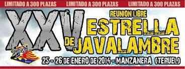 XXV Estrella de Javalambre.