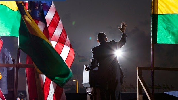 At Africa summit, Obama admits U.S. human rights abuses
