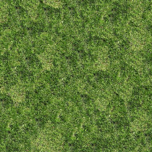 ว่าด้วยเรื่อง TexDirt การสร้างคราบสกปรกบนพื้นผิว GrassTexture