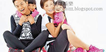 經歷流產後,胡諾言夫婦會更加珍惜愛錫兩位女兒。