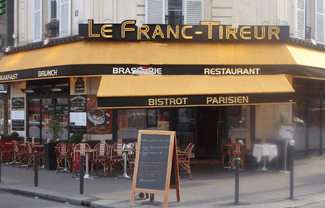 Brasserie Le Franc-Tireur