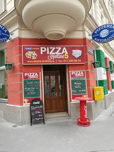 Pizza Hotline 5, Castelligasse 10, 1050 Wien, Österreich, Pizza Lieferdienst, state Wien