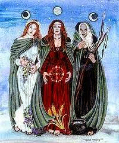 Norse Witch Magic The Triple Goddess