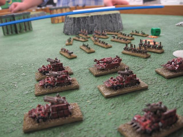 A Blitz Brigade on the move.