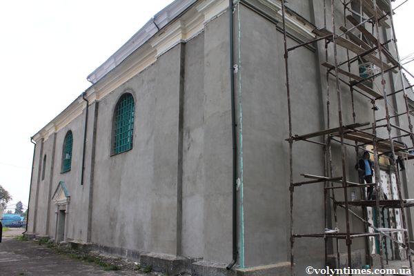 Миколаївська церква с.Жидичин