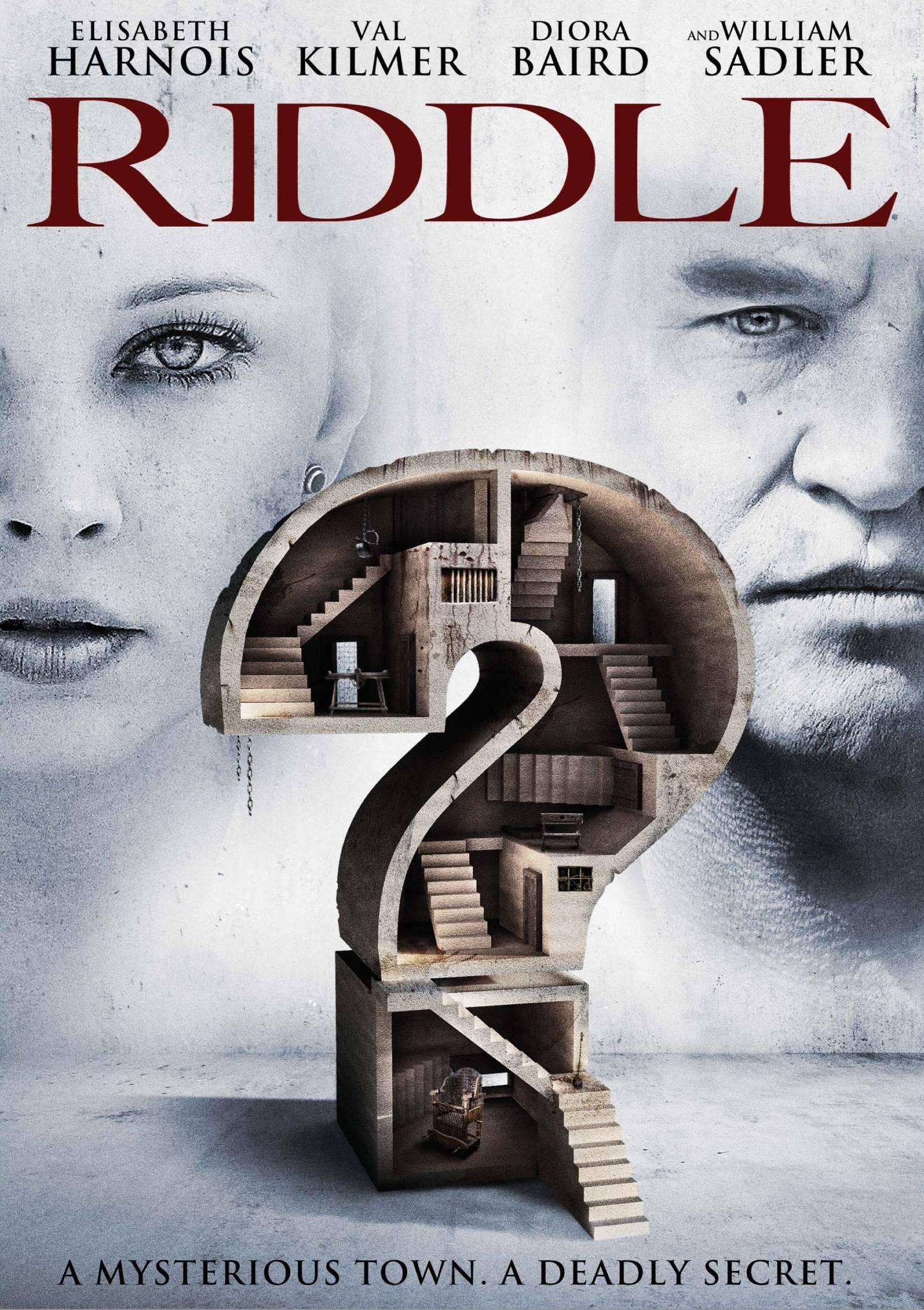 Phim Thị Trấn Bí Ẩn 2013 Full Hd - Riddle