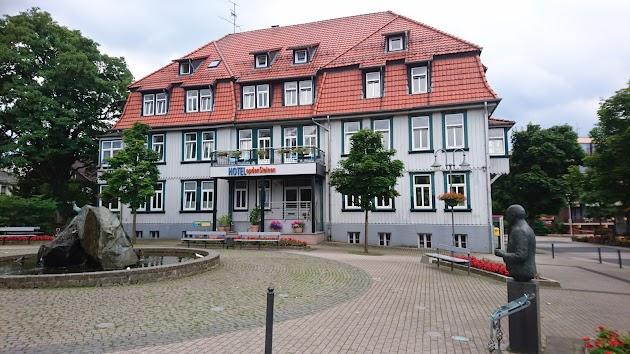 Sight Seeing über Harz von Hildesheim :)