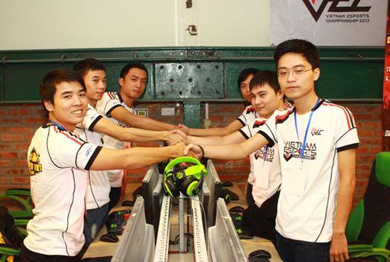 VEC 2013 kết thúc vòng chung kết miền Bắc 5