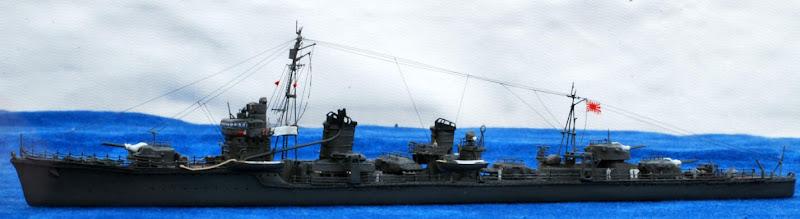 陽炎型駆逐艦「浦風」
