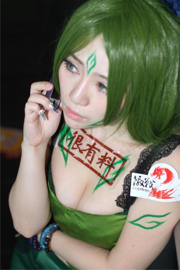Chiêm ngưỡng cosplay Guild Wars 2 tại ChinaJoy 2013 2