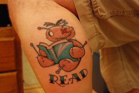 книги татуировки