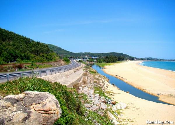 đồng muối Sa Huỳnh - Quảng Ngãi