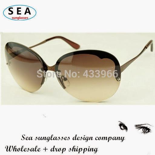 Outdoor Travel gafas Oval Resin lens pd Frame eyewear V