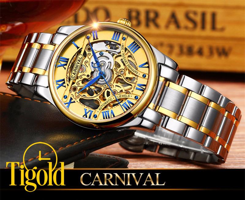 Kết quả hình ảnh cho đồng hồ carnival chống nước