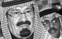 Raja Arab Saudi, Raja Abdullah Abdulaziz mangkat
