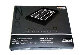 OCZ VERTEX 4 256GB CAJA