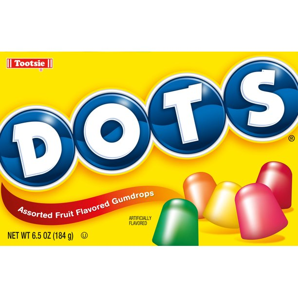 Dots   Allergy Friendly Halloween Candy