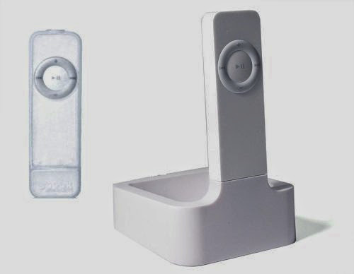 Speck Products iPod Shuffle Dock and Clear Skin Accessory Bundle
