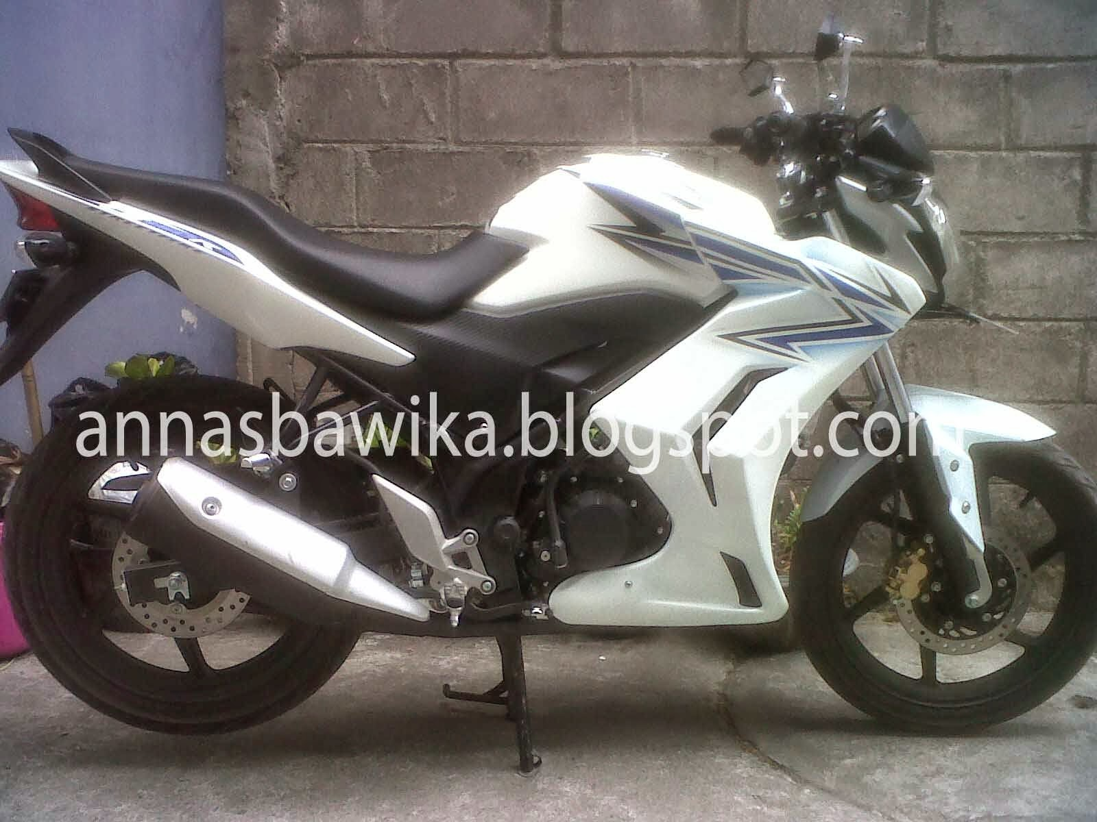 Cb 150 R Modifikasi Ninja