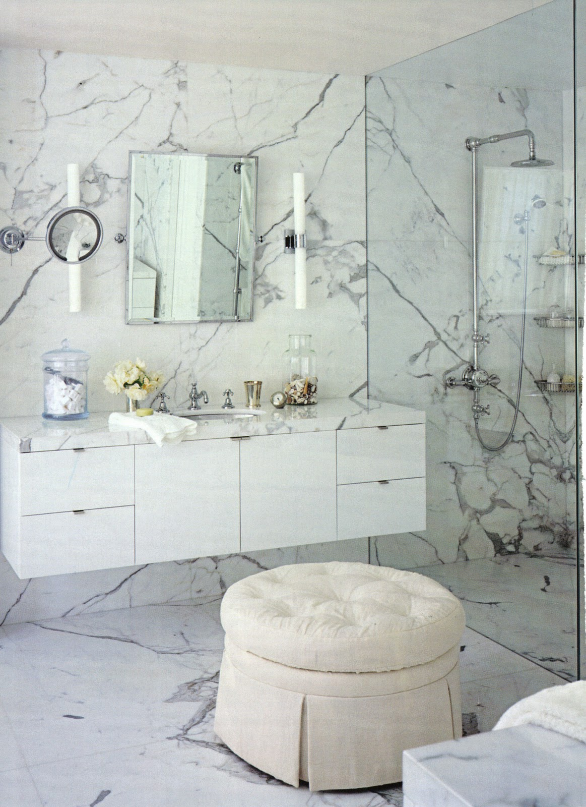 mannerofstyle: slab marble - coldstone minus the ice cream