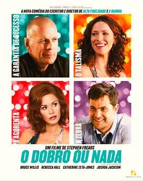Filme Poster O Dobro ou Nada DVDRip XviD Dual Audio & RMVB Dublado