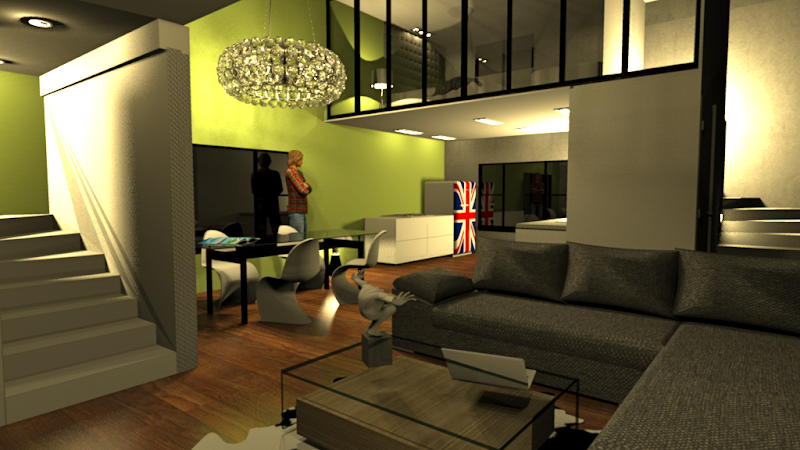 sweet home 3d forum view thread loft conversion. Black Bedroom Furniture Sets. Home Design Ideas