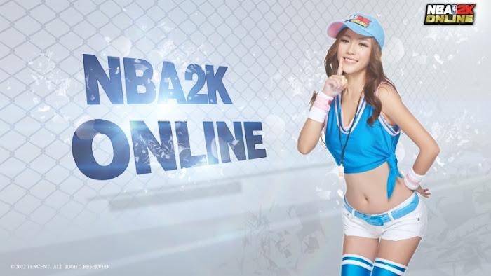"""Bộ ảnh quảng cáo """"khiêu khích"""" của NBA2K Online"""