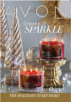 Avon Holiday 2014 Christmas Gifts Decorations Review Ebooks