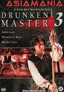 Túy Quyền 3 - Drunken Master 3 poster