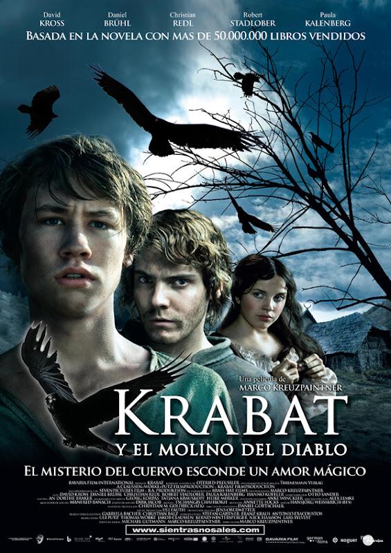 Krabat y el molino del diablo (Marco Kreuzpaintner, 2.008)