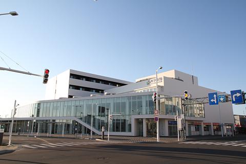 稚内駅前複合商業施設