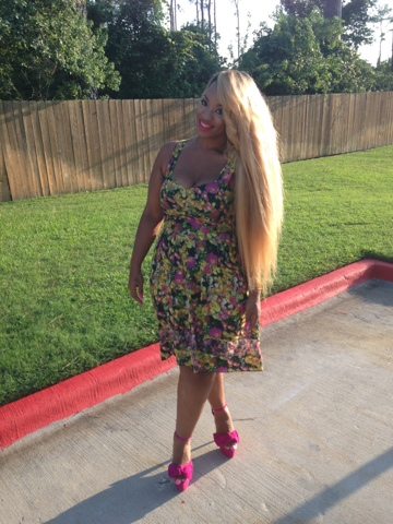 le glam princess of curves