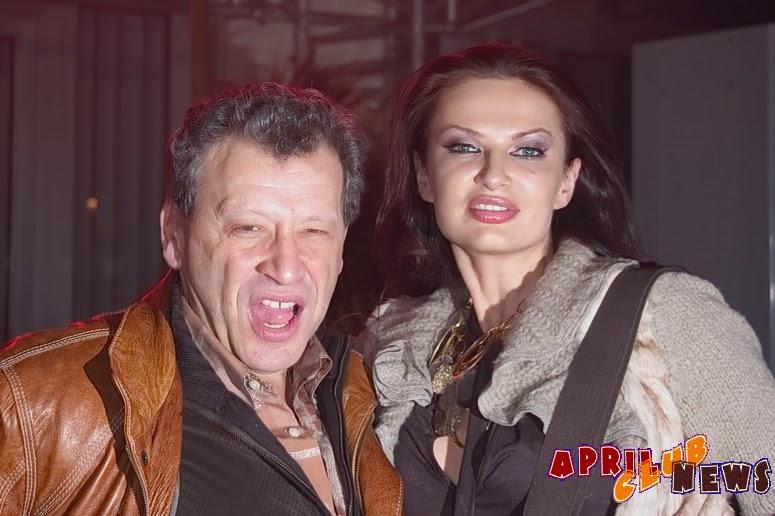 Борис Грачевский, Эвелина Бледанс