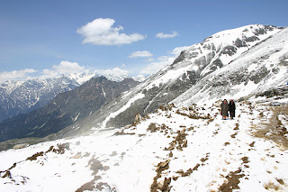 Rohtang Pass - Manali Places to Visit