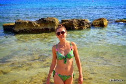 truecyprus, юлия ульянова, кипр, море, пляж