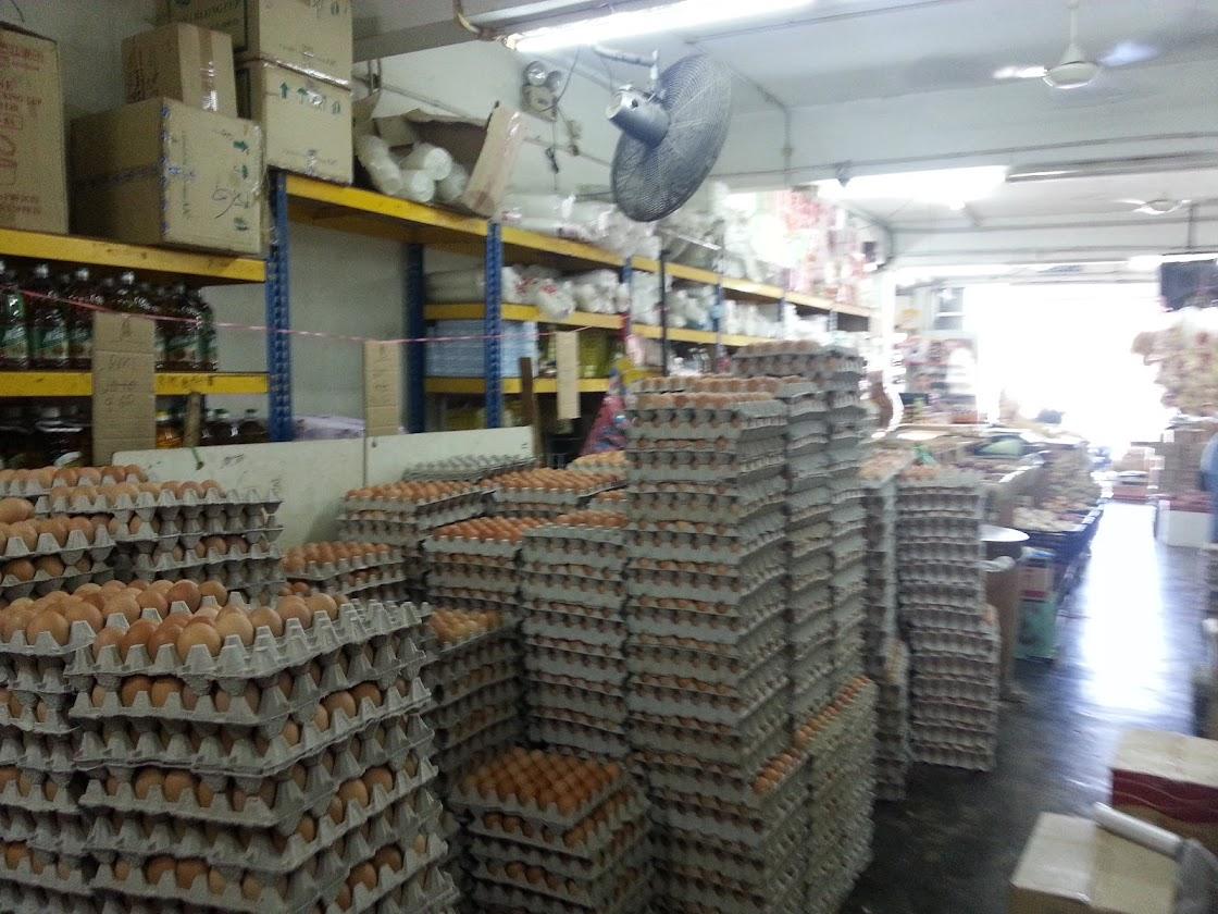 eggs display
