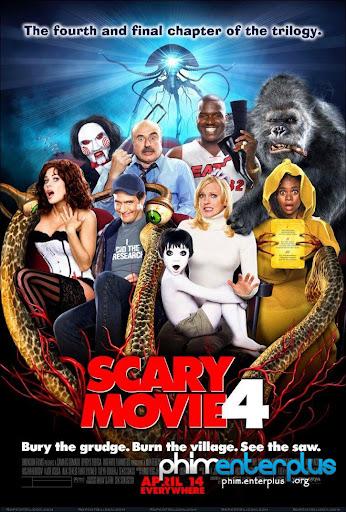 Scary Movie 4 - Phim Hài ... - 2006