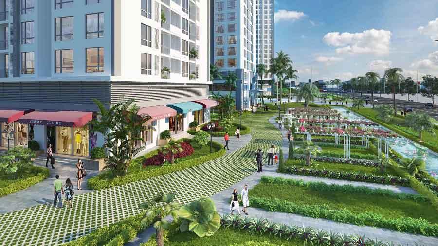 Tiềm năng tăng trưởng BĐS Vinhomes Harbour City Khánh Hội