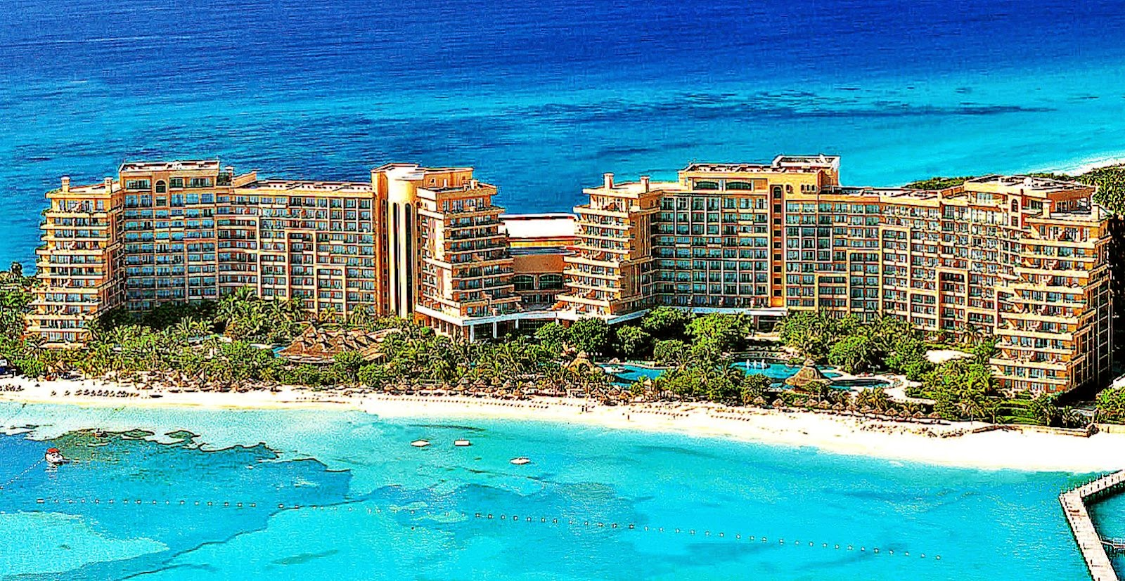 Cancun Resorts Mexico Cbch